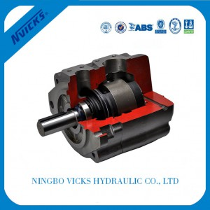 ABT Series Servo di-pump Single haeteroliki di-pump